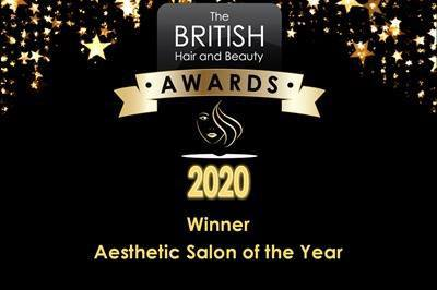 Beauty Awards 2020 Aesthetic Salon of the Year