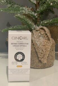 Clinicare Dermo Corrective Cream with SPF
